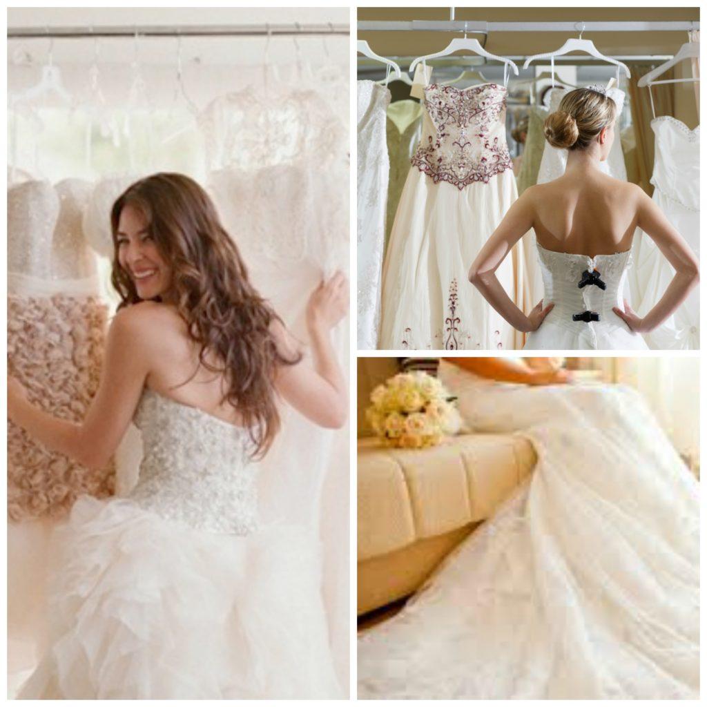 alegerea rochiei
